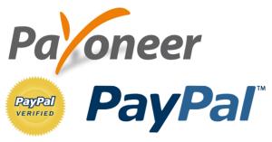 retirar dinero PayPal con tarjeta Payoneer