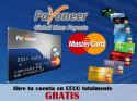 Tarjeta debito Payoneer
